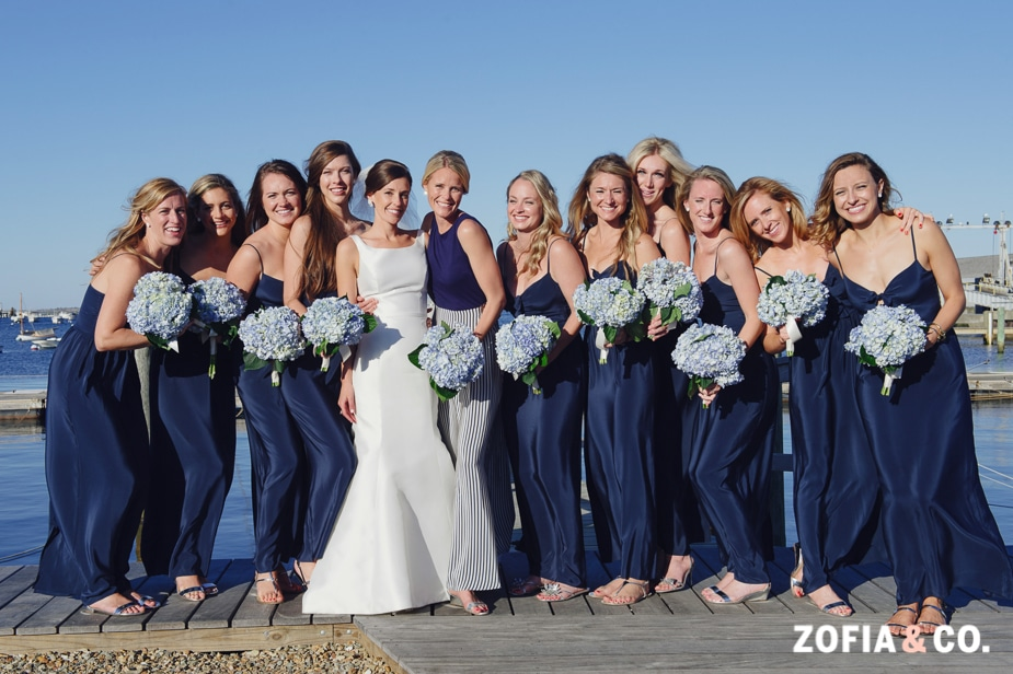 Nantucket Wedding by Zofia and Co.