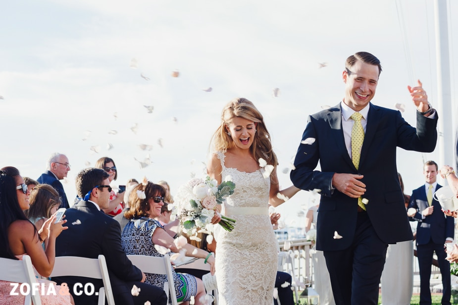 Great Harbor Wedding Nantucket by Zofia & Co.