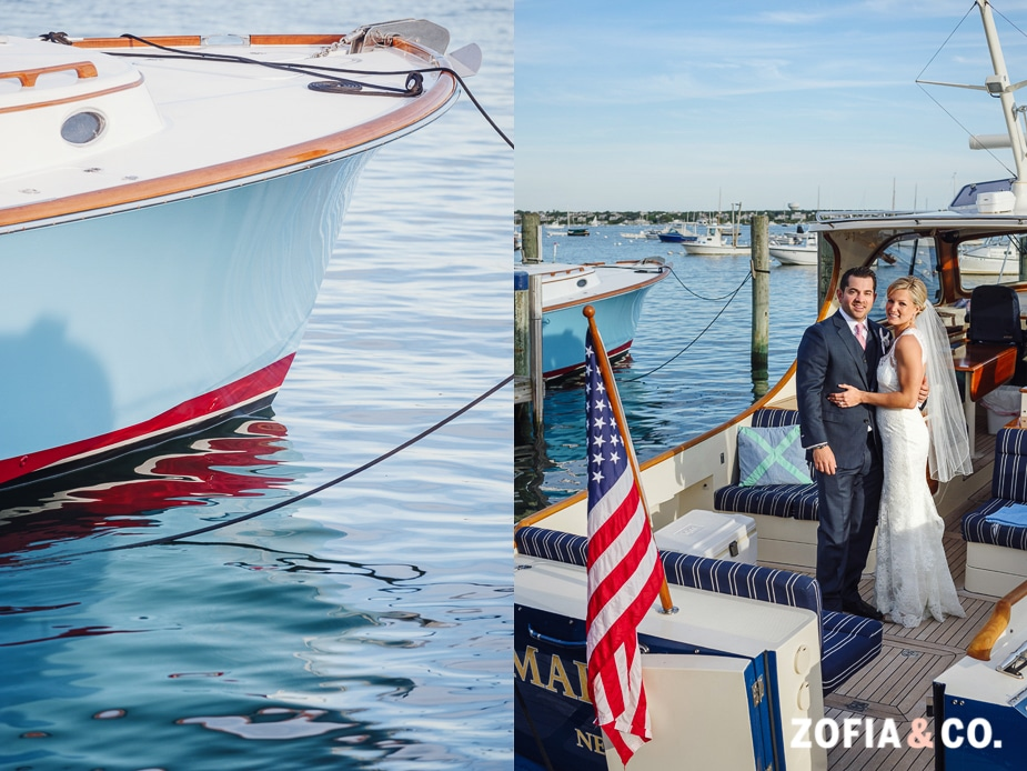 Nautical Nantucket Wedding by Zofia and Co.