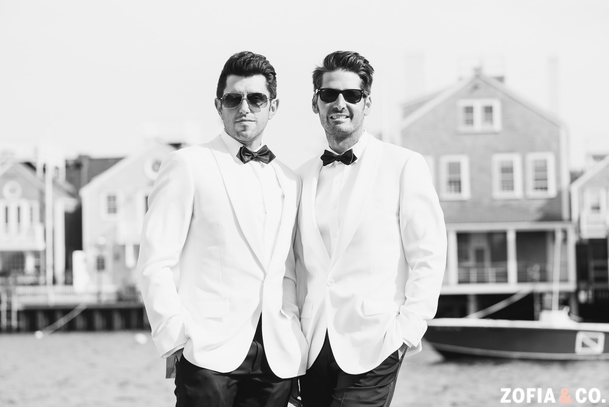 Nantucket wedding photography