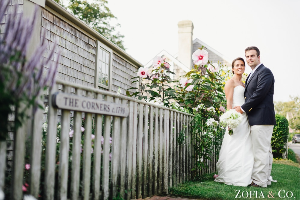 Brant Point Nantucket Elopement
