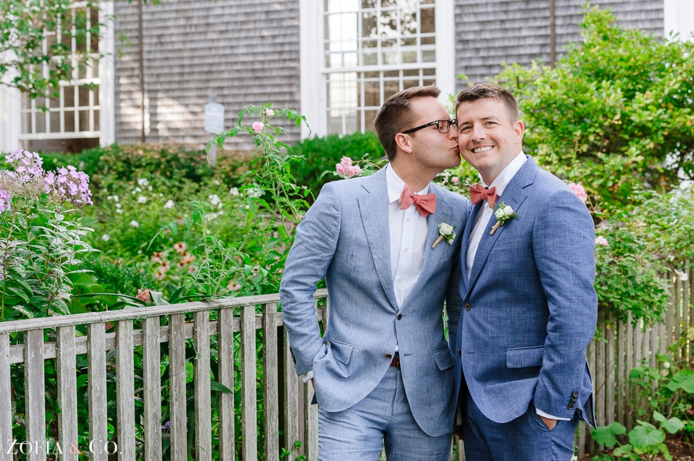 Nantucket Yacht Club Wedding by Zofia & Co. Photography
