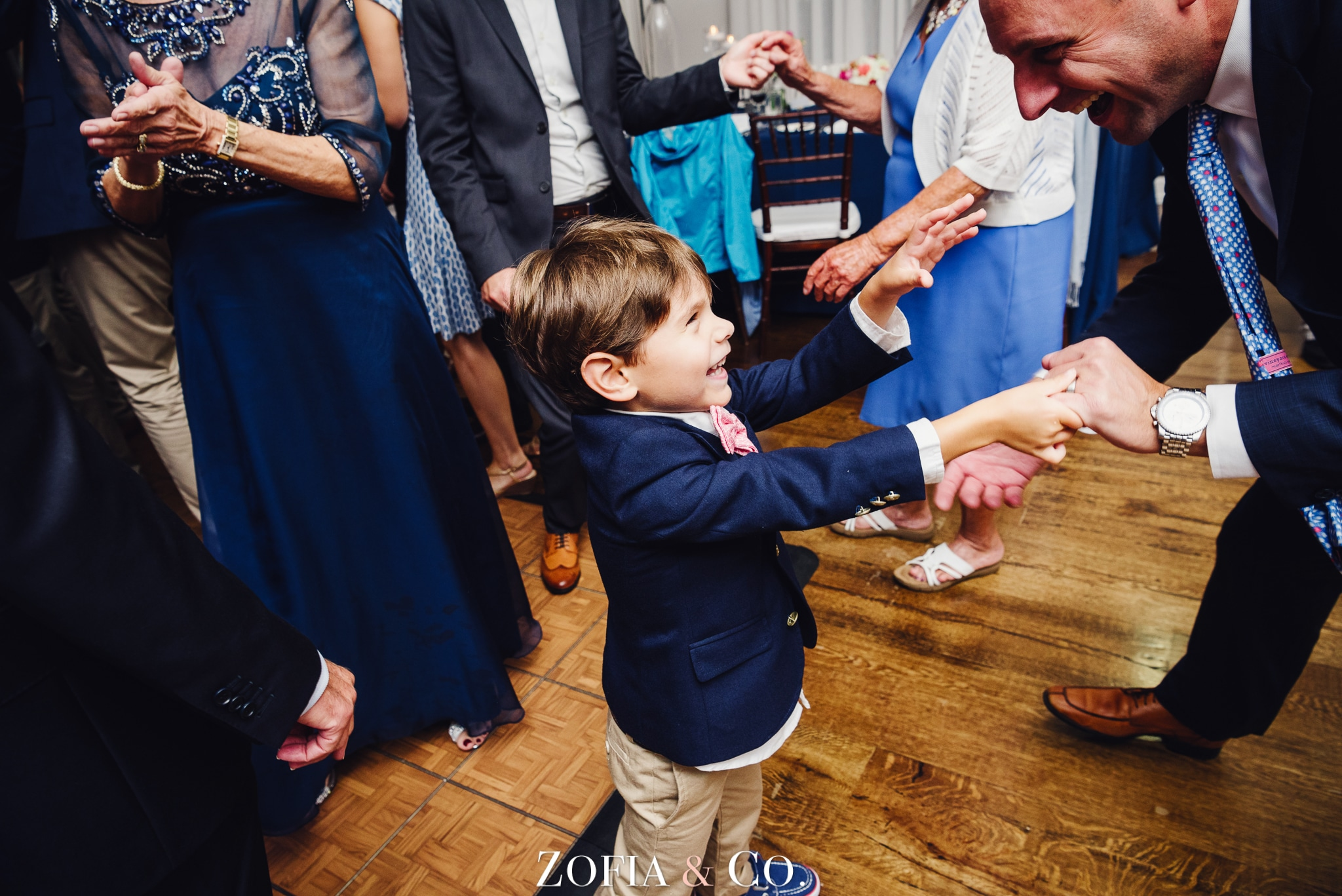 Nantucket Hotel Wedding by Zofia and Co. Photography