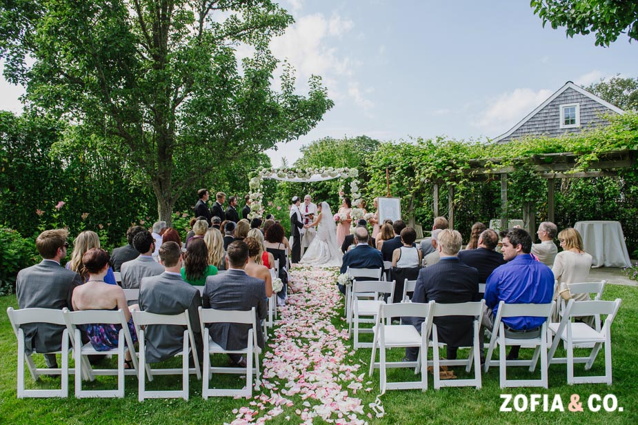 Chanticleer Wedding by Zofia and Co. and Soiree Floral