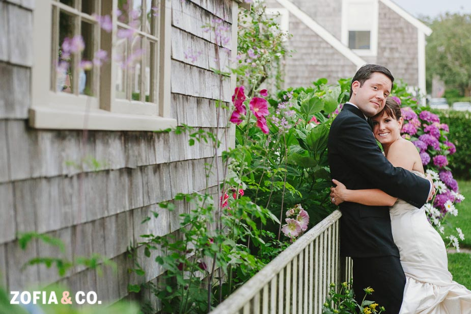 pink and black Chanticleer Wedding by Zofia and Co