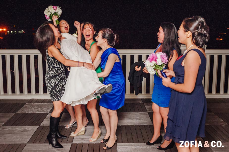 Dreamland Theater Nantucket Wedding by Zofia and Co