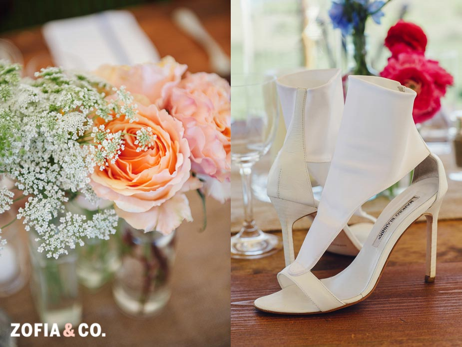 Rustic Wedding on Nantucket