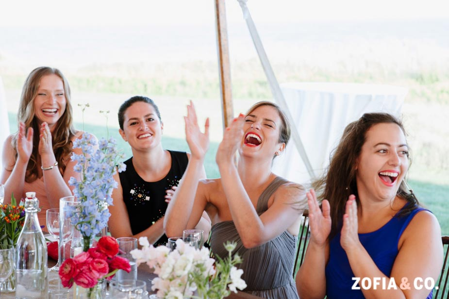 Nantucket Tents and Jeff Ross Music by Zofia & Co.