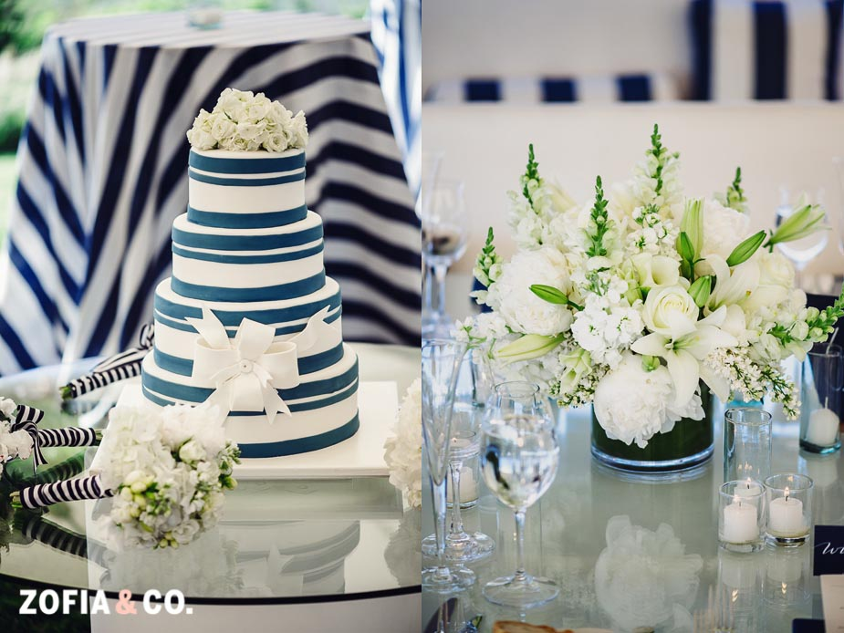 jodis cakes nantucket beach wedding