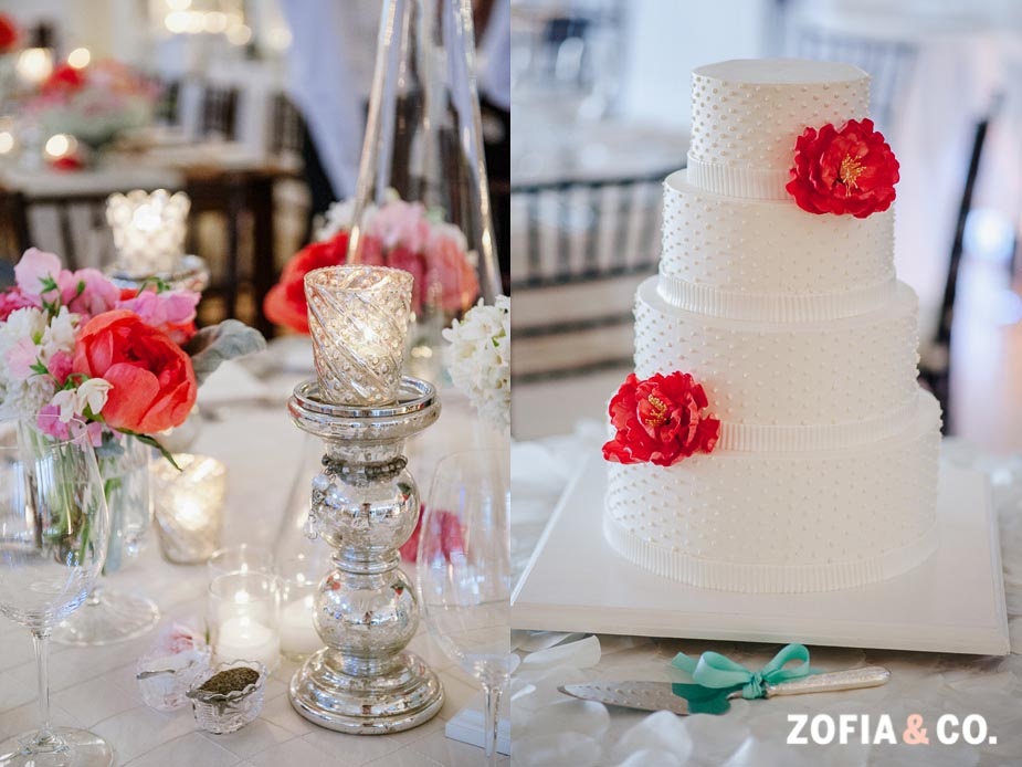 jodis cakes yacht club wedding on nantucket
