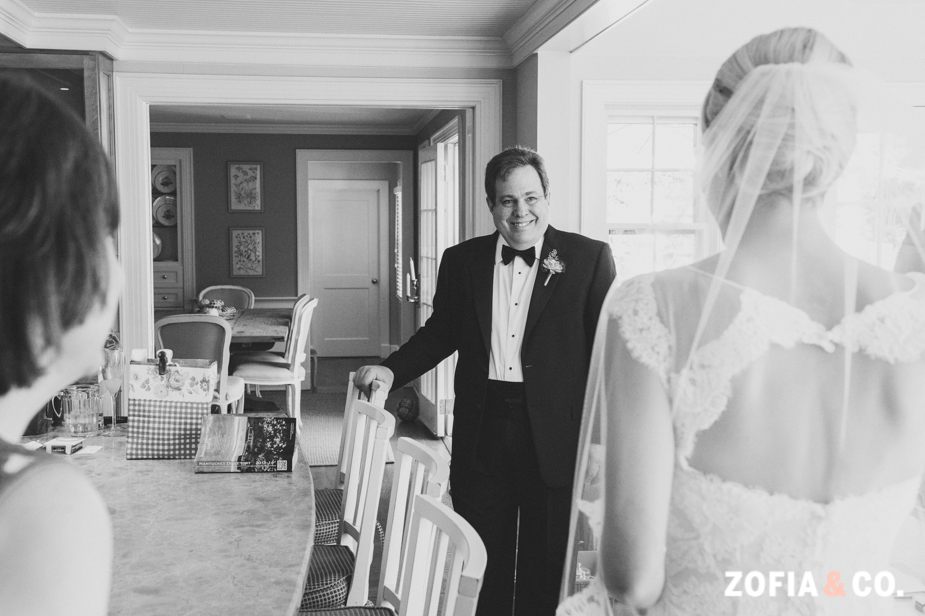 Nantucket wedding at the Oldest House and Lily Pond by Zofia and Co. Photography