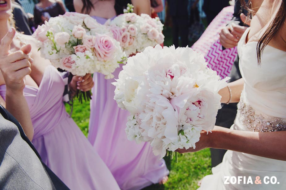 soiree floral wedding on nantucket