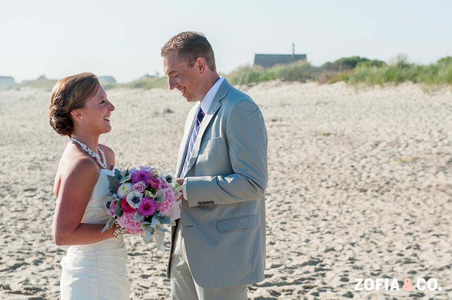 nantucket elopement