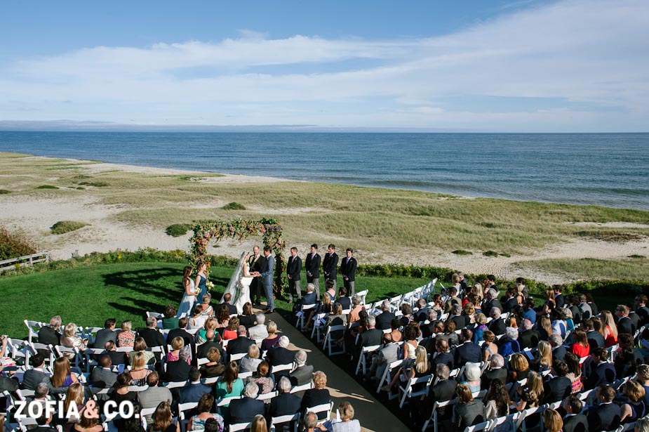 whales watch nantucket wedding