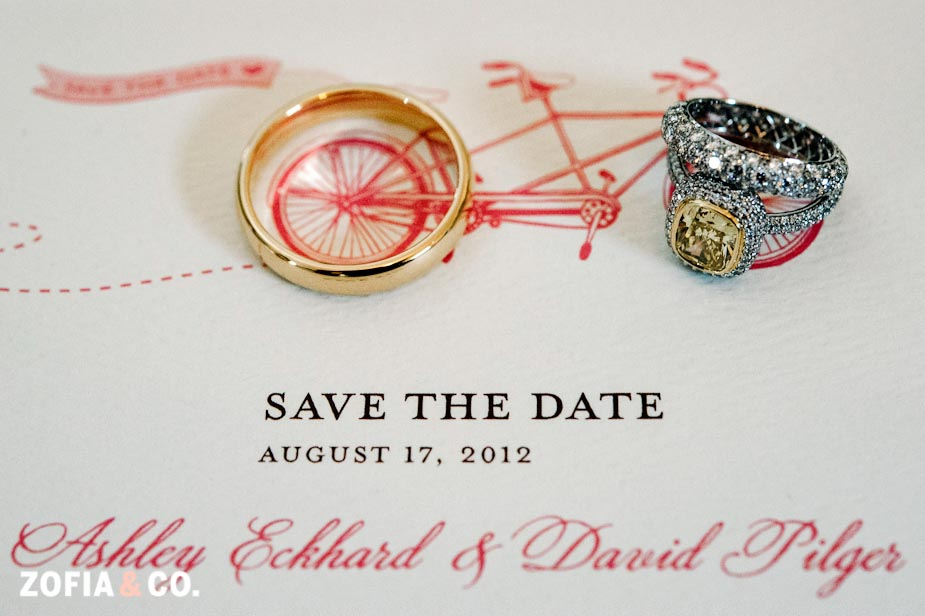 nantucket bike save the date