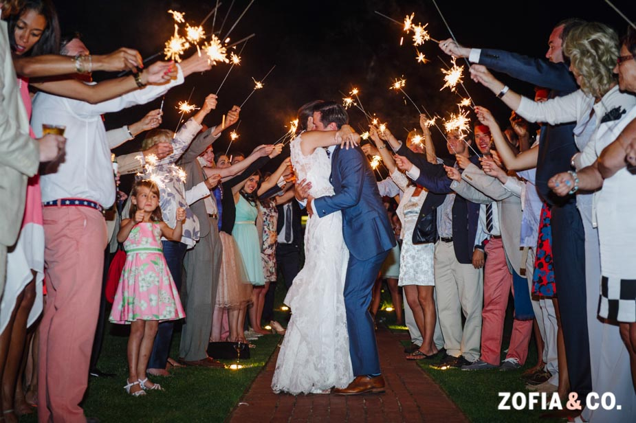 Nantucket wedding at the White Elephant by Zofia & Co